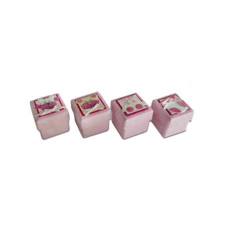 Set de 24 Cajitas Baby Rosas Surtidas