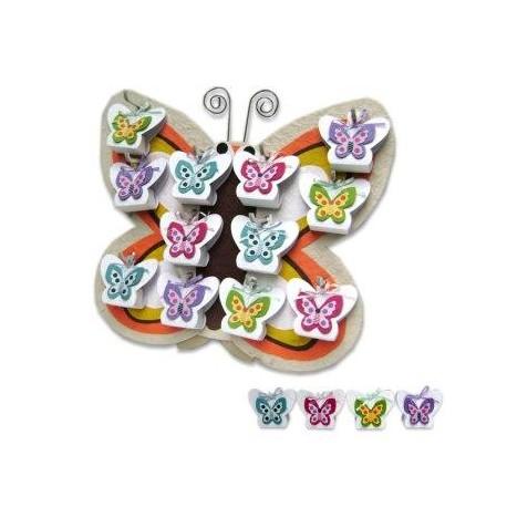 Expositor Mariposa Primavera (SOLO EXPOSITOR)