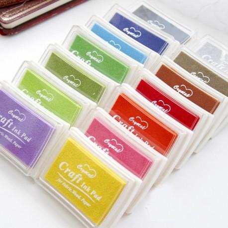 Lote 15 Tintas de colores