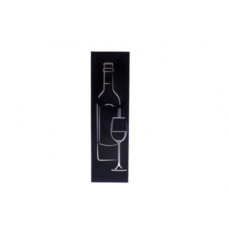 Bolsa papel botella de vino