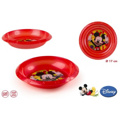 Cuenco PVC Mickey