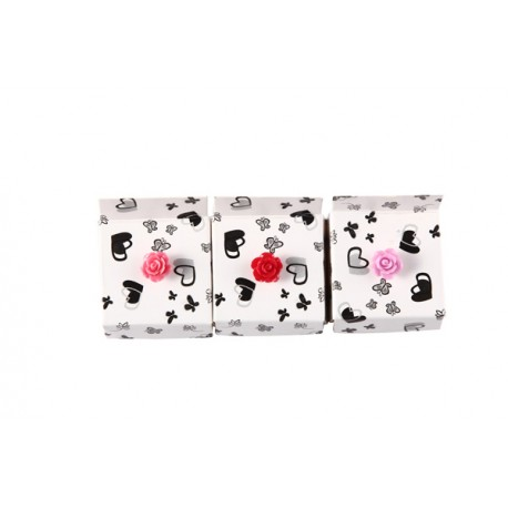 Ear Caps para el móvil en cajita de regalo