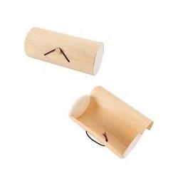 Estuche Bambú Kraft Circular