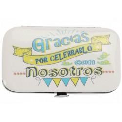 """Set de Manicura """"Frases Gracias"""""""