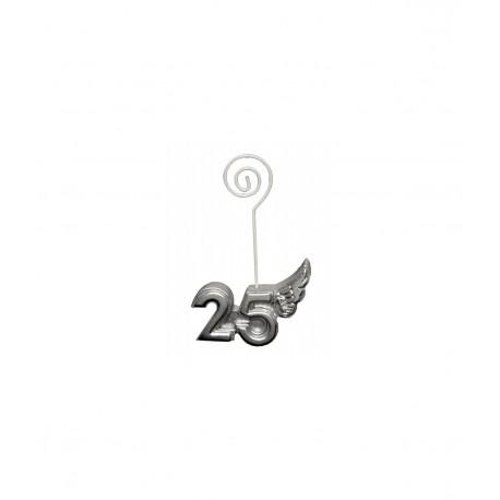 Pinza Porta notas 25º Aniversario
