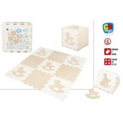 Alfombra Tatami Puzzle Bebé...