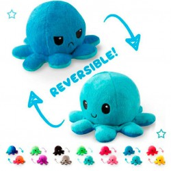 PELUCHE PULPO REVERSIBLE 20...