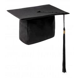 Birrete Graduación Elástico